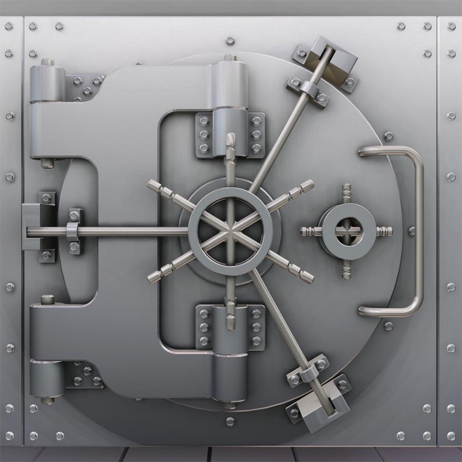 Металлическая дверь Б-7