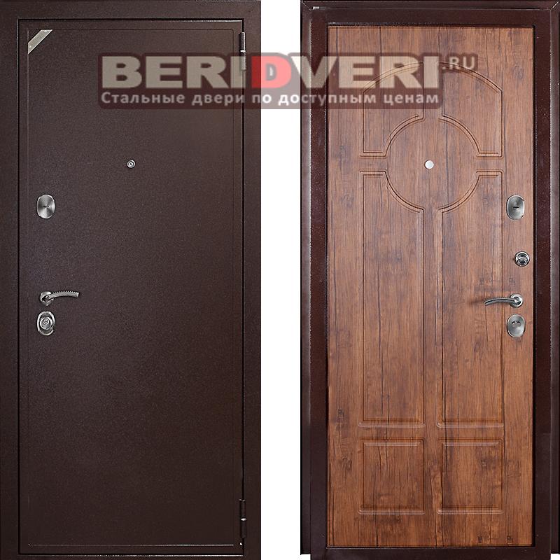 Металлическая дверь Зетта Евро 2/Б2 Юпитер