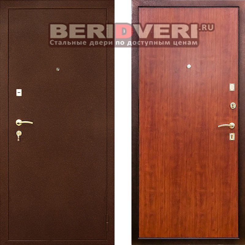 Металлическая дверь Дива МД-01 М