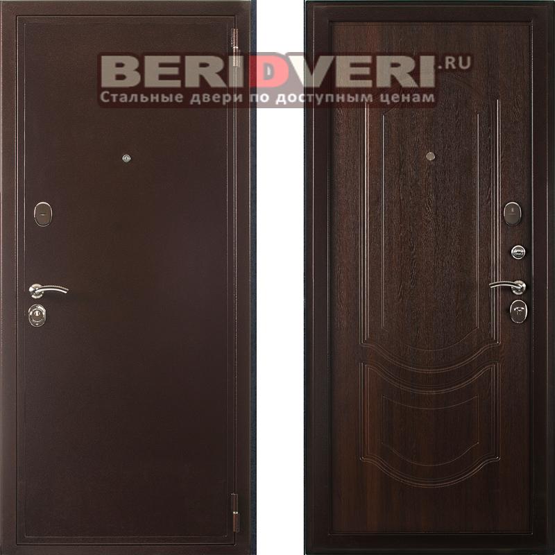 Металлическая дверь Зетта Евро 2/Б2