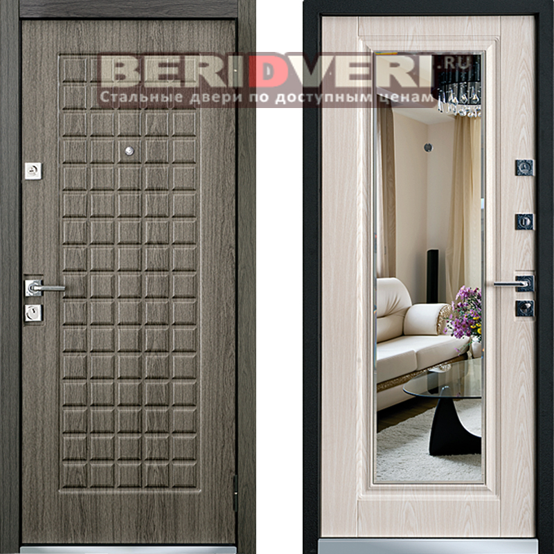 Металлическая дверь Mastino Marke