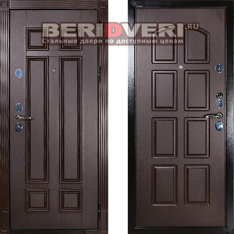 Металлическая дверь Сударь 2