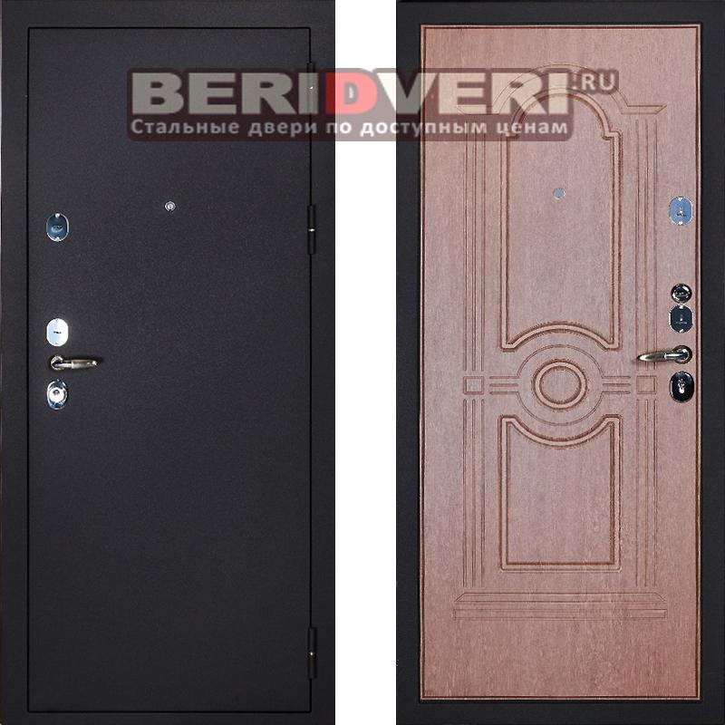 Металлическая дверь Сударь 3 черный