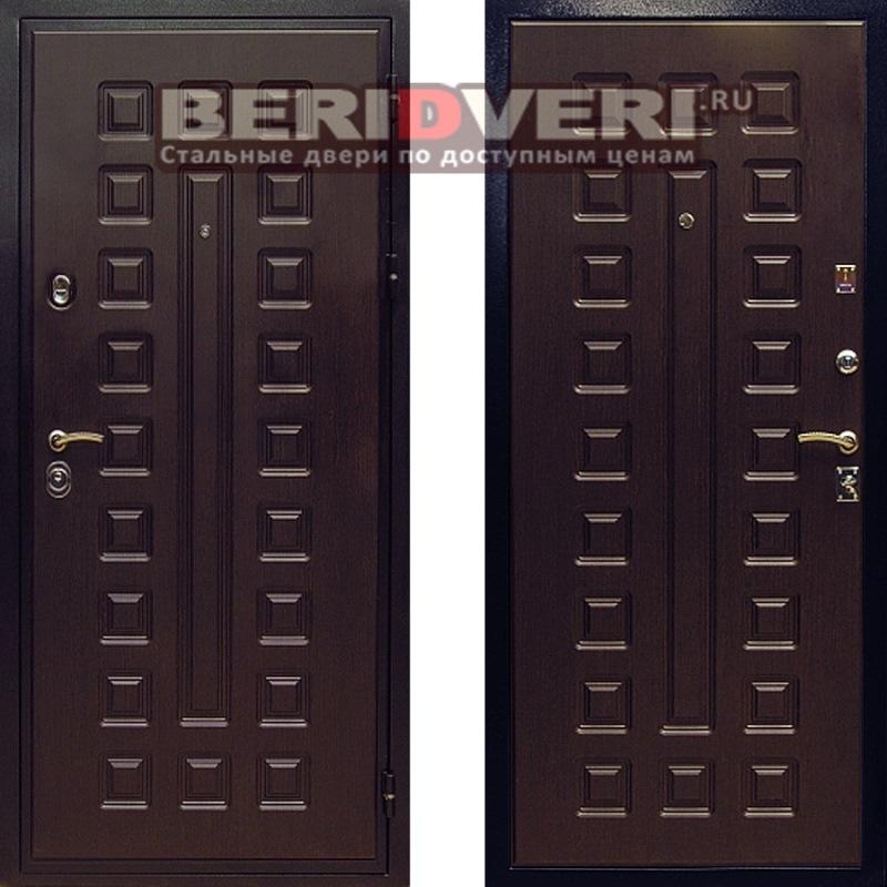 Металлическая дверь Art-Lock 4G Венге