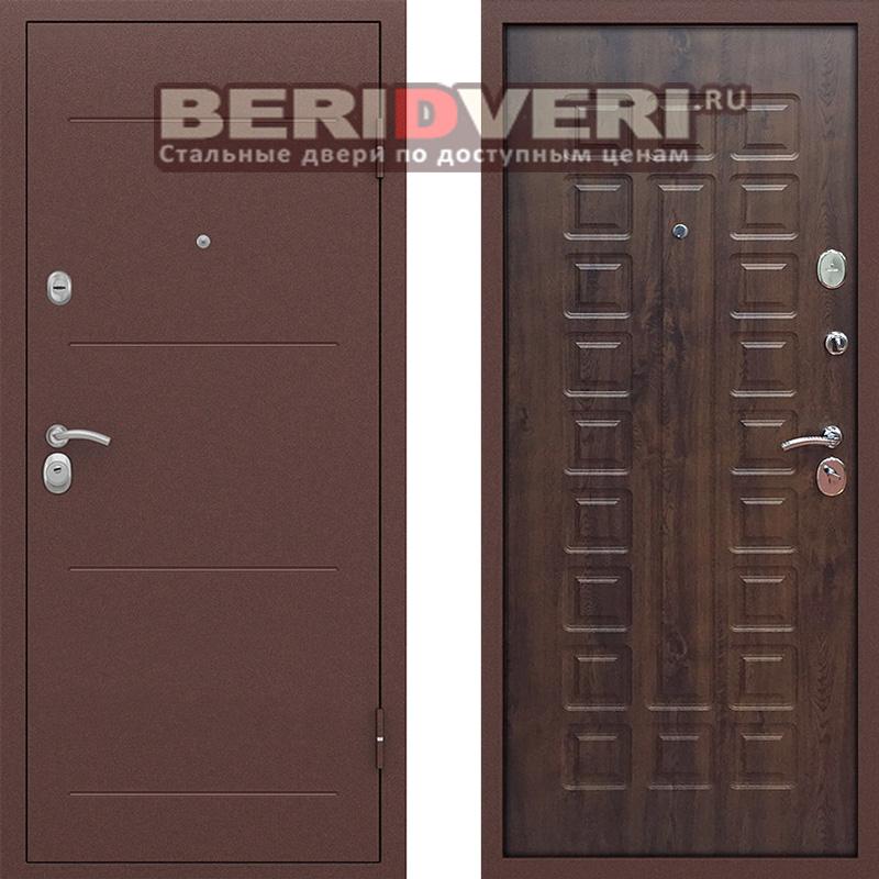 Металлическая дверь Bravo Оптим Форма
