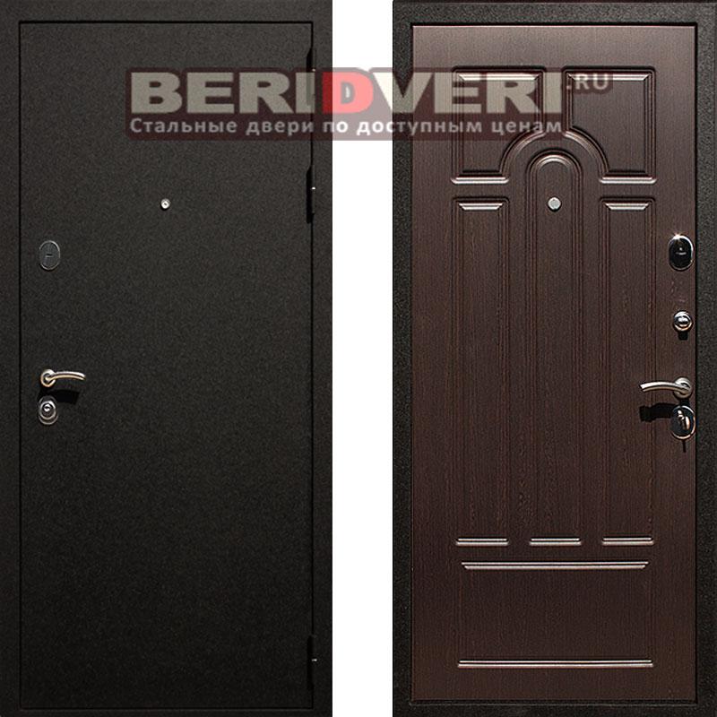 Металлическая дверь REX Верона 16 Венге
