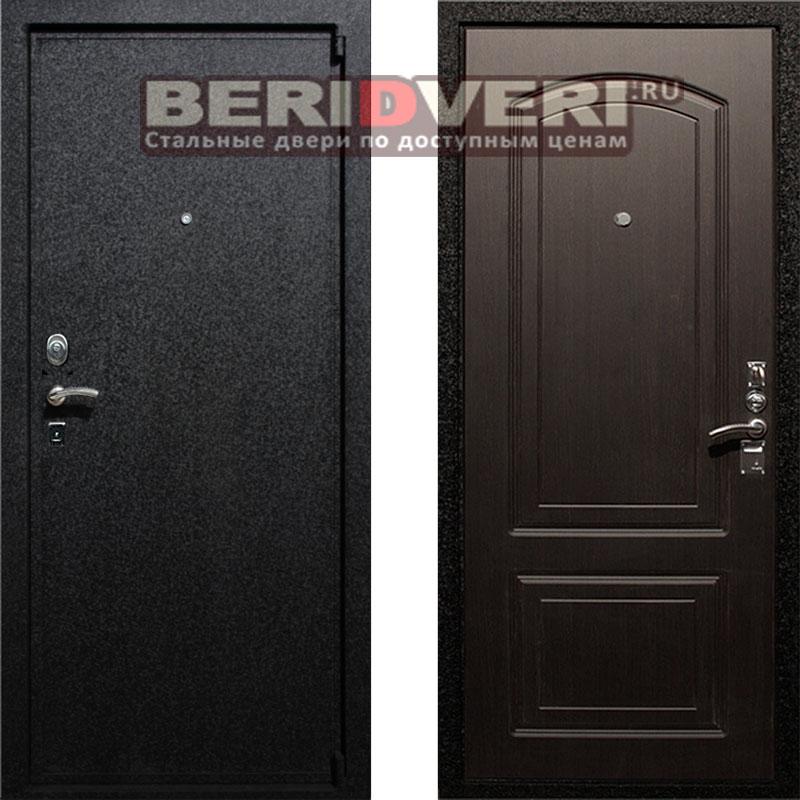 Металлическая дверь REX Премиум 6 Венге