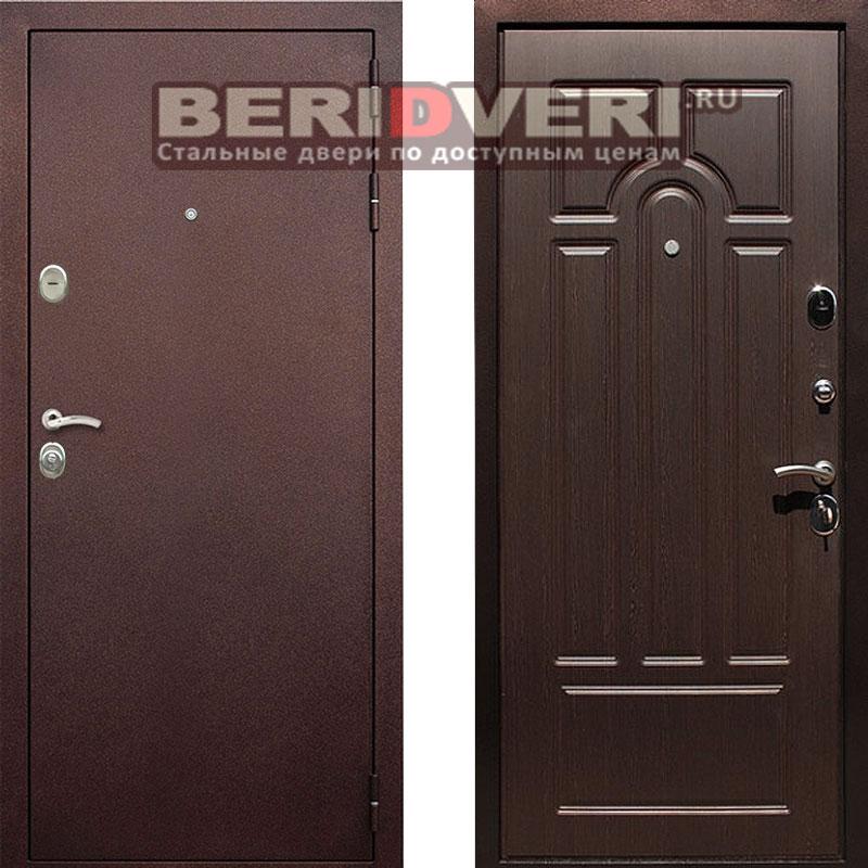 Металлическая дверь REX 5A Венге