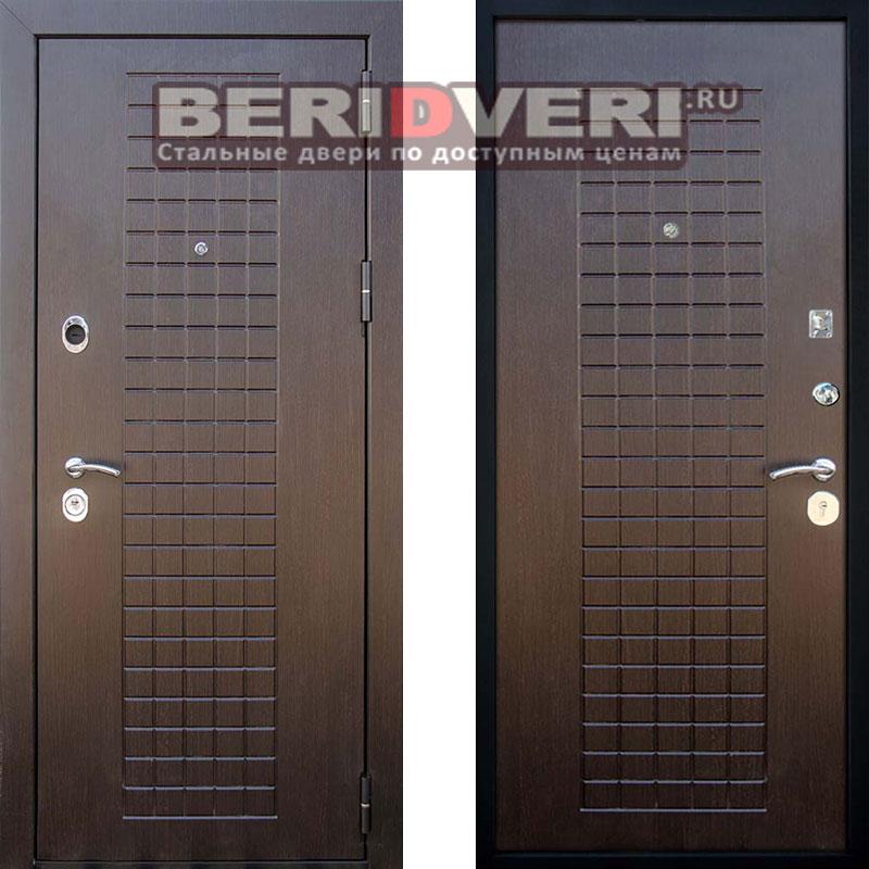 Металлическая дверь Кондор Реал Венге
