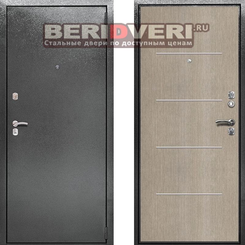 Металлическая дверь Берлога СК-2Г