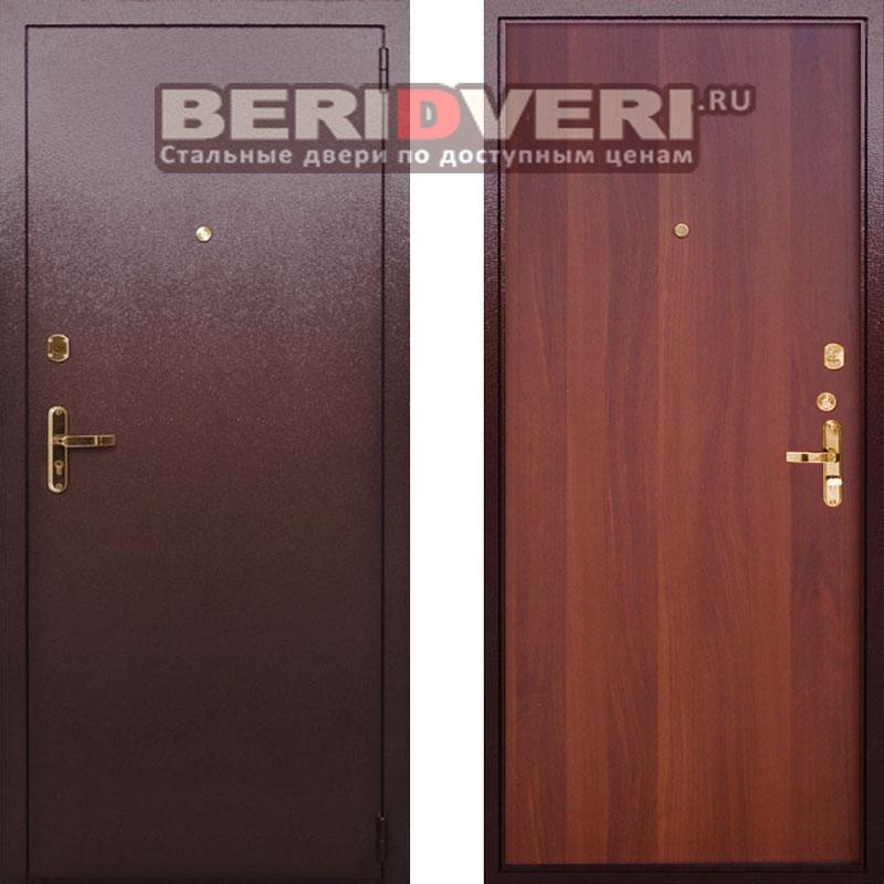 Металлическая дверь Берлога ЭК-1