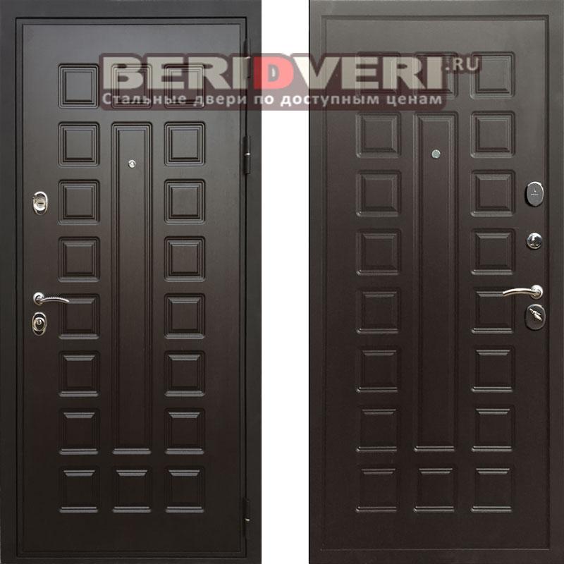 Металлическая дверь REX Премиум 3 (Гладиатор) Венге