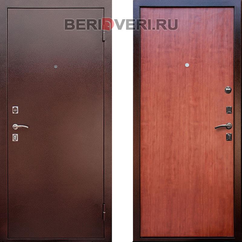 Металлическая дверь REX Эконом Итальянский орех