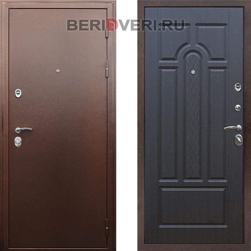 Металлическая дверь АСД Прометей Венге