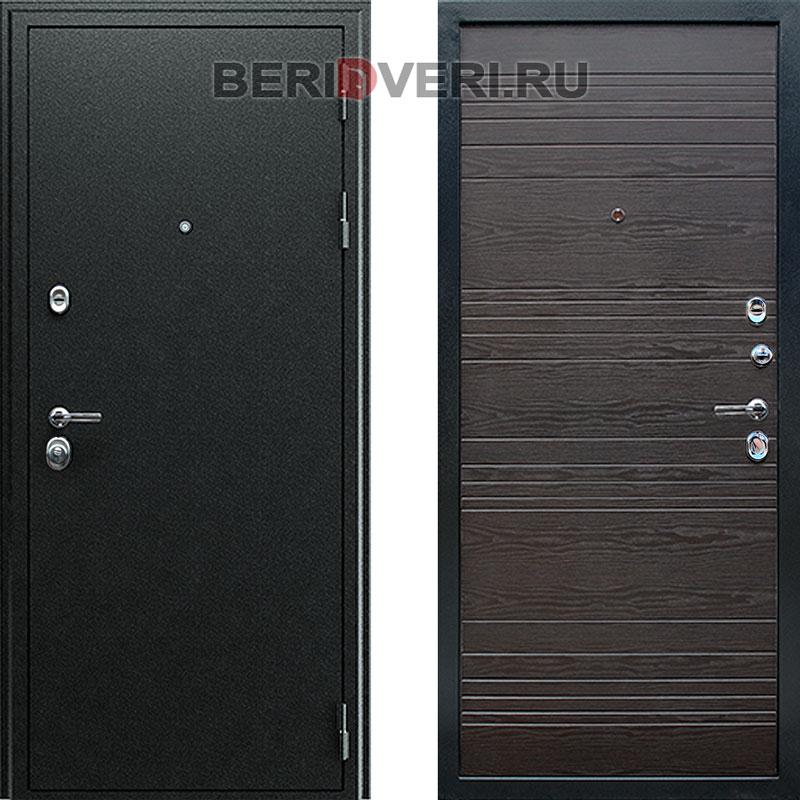 Металлическая дверь АСД Next 1 Венге