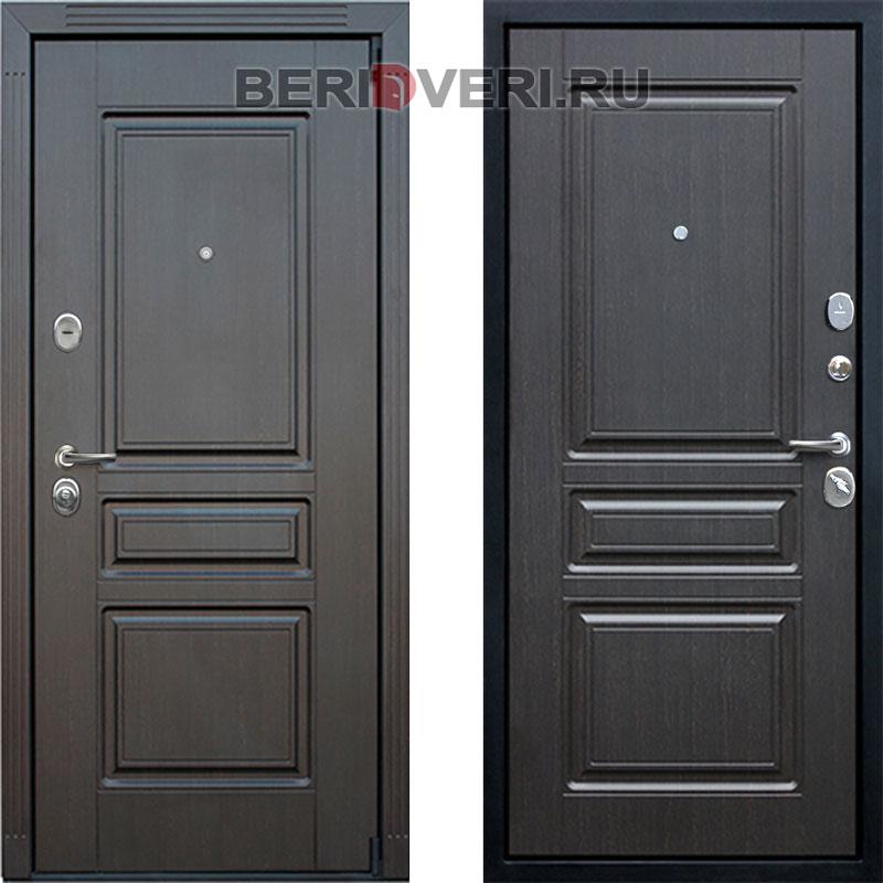 Металлическая дверь АСД Гермес NEW Венге
