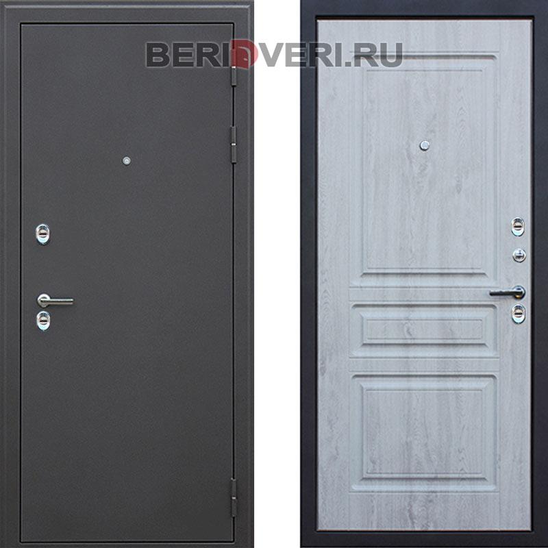 Металлическая дверь АСД Термо 3К Сибирь Сосна