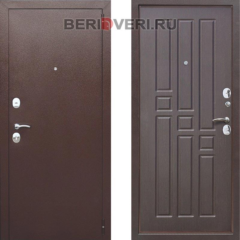 Металлическая дверь Art-Lock Стандарт Венге