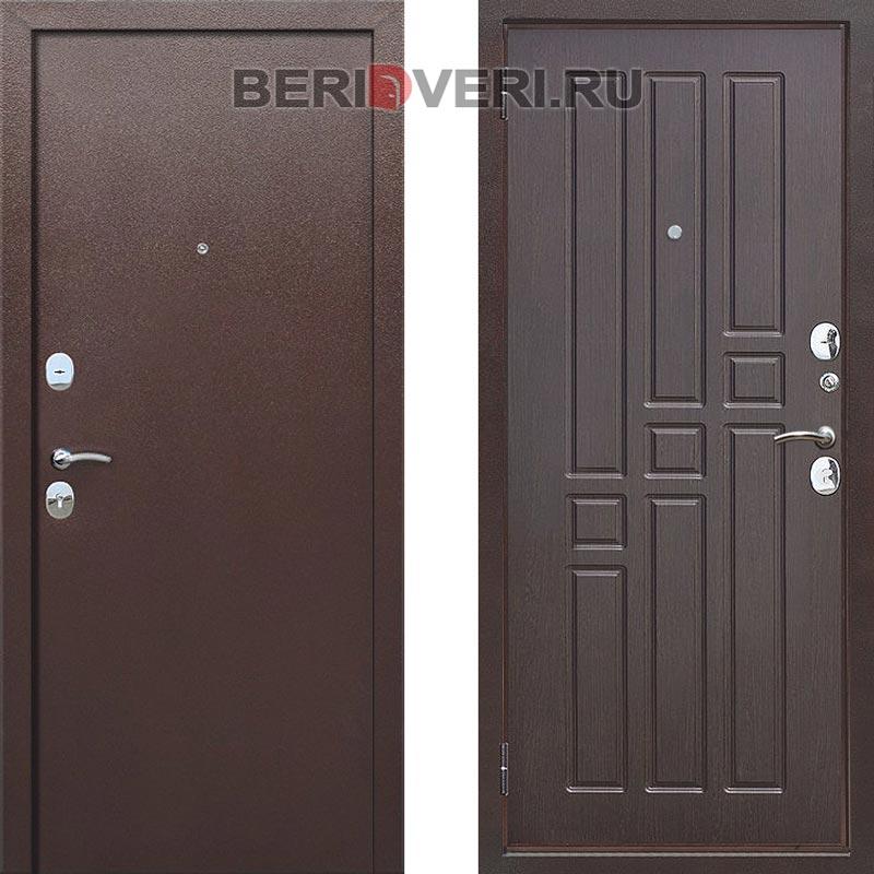 Металлическая дверь Art-Lock Стандарт 2 Венге