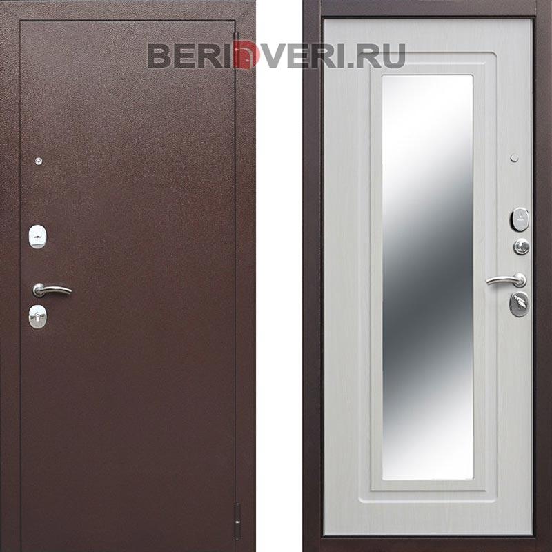 Металлическая дверь Art-Lock Стандарт Z Белый ясень