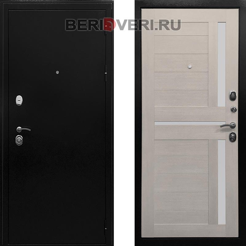 Металлическая дверь Ратибор Авангард 3К Лиственница