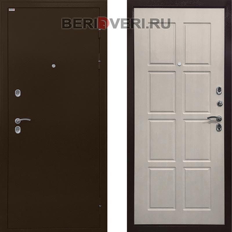 Металлическая дверь Ратибор Термоблок 3К Лиственница