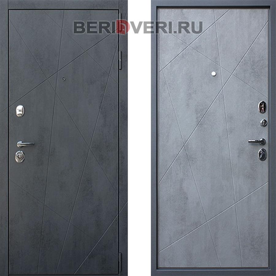Металлическая дверь АСД Дуэт Б