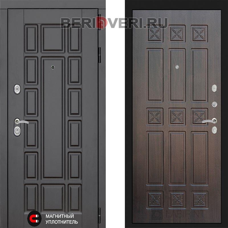 Металлическая дверь Лабиринт Нью-Йорк 16 Винорит