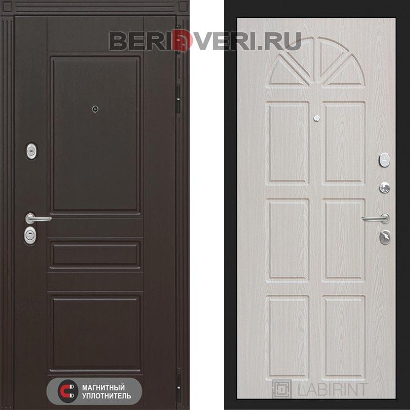 Металлическая дверь Лабиринт Мегаполис 15 Алмон 25