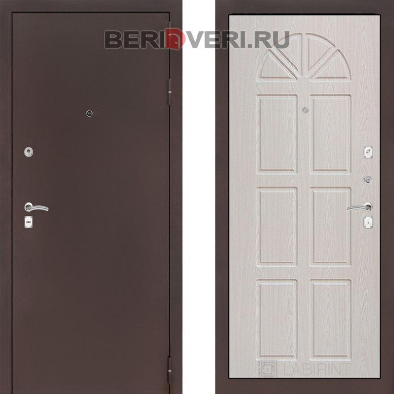 Металлическая дверь Лабиринт CLASSIC антик медный 15 Алмон 25