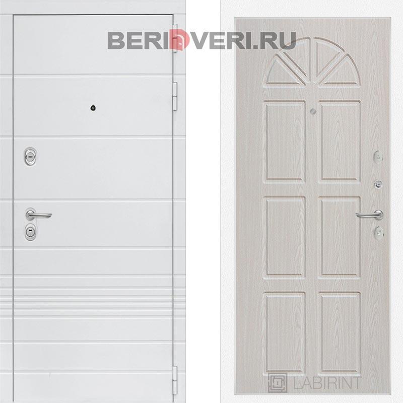 Металлическая дверь Лабиринт Трендо 15 Алмон 25