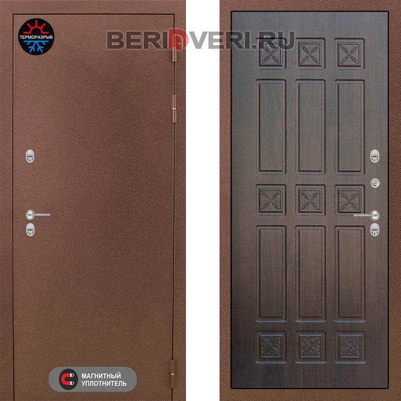 Металлическая дверь Лабиринт Термо Магнит 16 Алмон 28