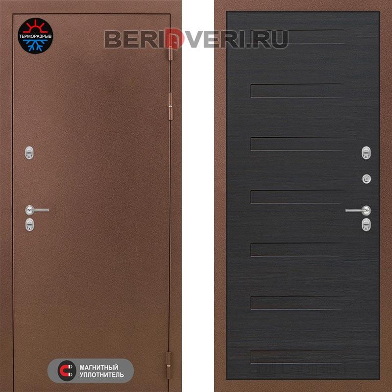 Металлическая дверь Лабиринт Термо Магнит 14 Эковенге