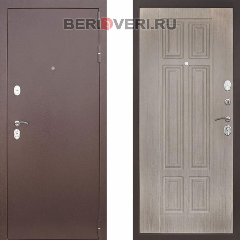 Металлическая дверь Снедо Т30 3К Винорит Белая лиственница