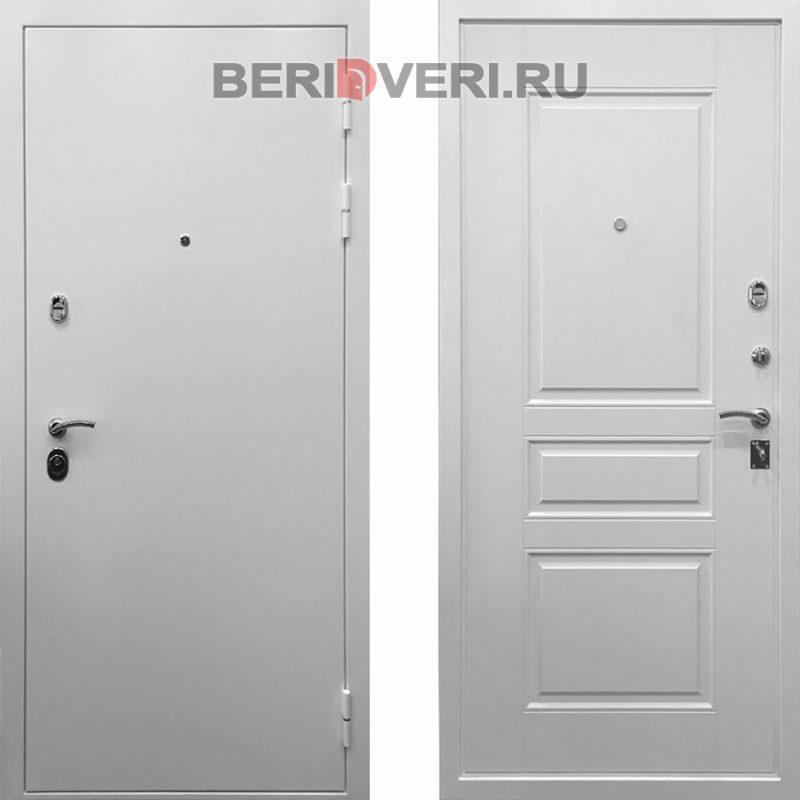 Металлическая дверь Ратибор Бланко 3К