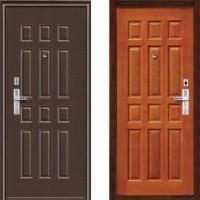 Металлическая дверь Форпост 17 ВК (17 BZ)