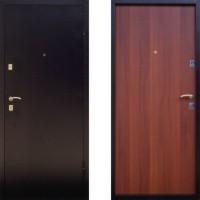 Металлическая дверь Промет BMD-2 Итальянский орех