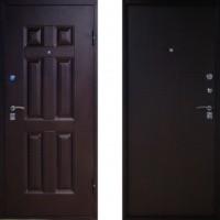 Металлическая дверь Промет SMD-2 Orion Венге