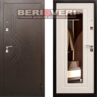 Металлическая дверь Рубеж 6.1 Беленый дуб