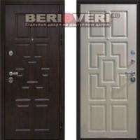 Металлическая дверь ЮрСталь Квадро