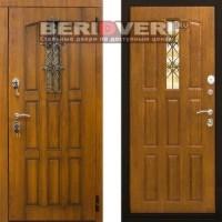 Металлическая дверь ЮрСталь Турин