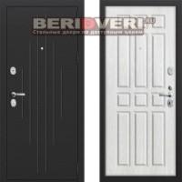 Металлическая дверь Groff P2-205 Беленый дуб