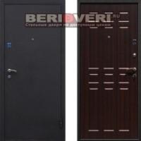 Металлическая дверь СТОП Стандарт Венге