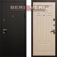Металлическая дверь REX Верона 16 Беленый дуб