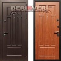 Металлическая дверь REX Эврика Орех