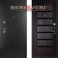 Металлическая дверь Дива МД-05 Серебро