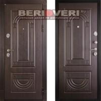 Металлическая дверь Дива МД-32 Венге