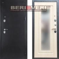 Металлическая дверь Дива МД-26 с зеркалом