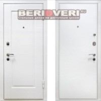 Металлическая дверь МеталЮр М10