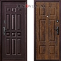 Металлическая дверь Форпост B-1